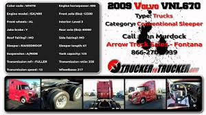 volvo trucks california arrow truck sales fontana shop commercial trucks in california