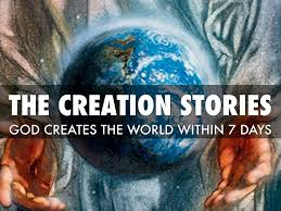 title god and creation by frank touts