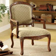 Traditional Accent Chair Lovely Traditional Accent Chairs With Wooden Arms On Wood Remodel