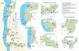Hudson River Map Hudson Valley Catskill Area Information Sights