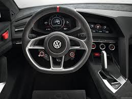 volkswagen design vision gti concept 2013 pictures