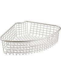 Kitchen Cabinets Baskets Bargains On Interdesign Forma Lazy Susan Storage Basket With