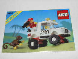 lego jeep instructions 6672 1 safari off road vehicle sets clabrisic