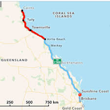 Austrailia Map Harbour Road Qld Info Is Airlie Beach Australia Map The Vibrant