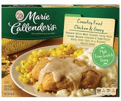 marie callender u0027s country fried chicken u0026 gravy 16 oz walmart com