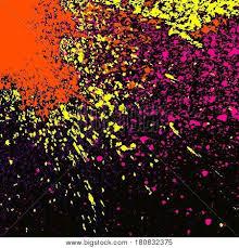 colorful acrylic explosion paint vector u0026 photo bigstock