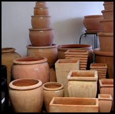 the potted desert garden what kinds of pots are best in the