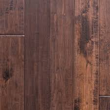 bark canadian maple engineered scraped hardwood flooring
