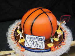 basketball cakes for andrew birthday gallery picture cake design