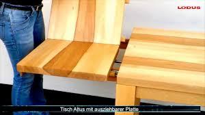 Esszimmertisch Selber Machen Tisch Ausziehbar Youtube