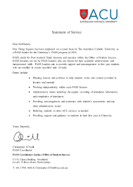 financial statement cover letterstatement letter 1 show