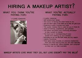 cheap makeup artist are make up artists expensive winnie