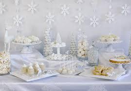 christmas dessert buffet white christmas desserts evite