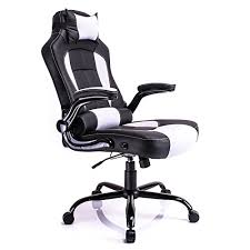 fauteuil de bureau inclinable chaise de bureau chaise pivotante gaming racing fauteuil