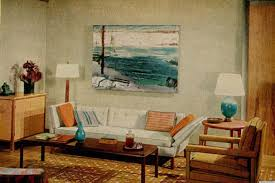 1960s interiors inspired by u0027mad men u0027 from house beautiful