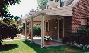 Building A Covered Porch Roof Covered Patio Amazing Roof Over Patio Archadeck Designed