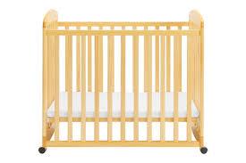 Portable Crib Mattress Size by Davinci Alpha Portable Mini Crib U0026 Reviews Wayfair