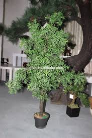 artificial bonsai tree gardens and landscapings decoration