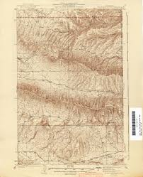 Black Rock City Map Washington Historical Topographic Maps Perry Castañeda Map