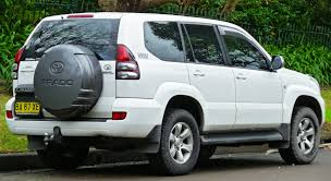 toyota land cruiser prado 3 0 2005 auto images and specification