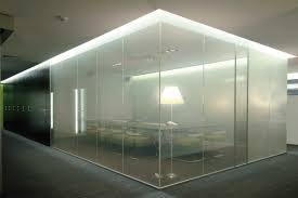cloison vitr bureau cloison en verre eurocloison transparence