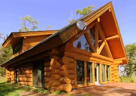 designed and built by log builder brooks minde in duluth mn this