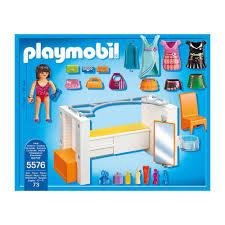 playmobil dressing room 5576 17 00 hamleys for playmobil