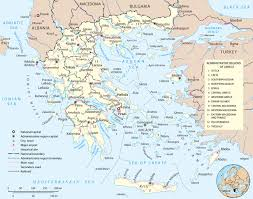 Greece World Map by Greece Map Travel Europe