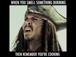 Cooking Meme - when you remember you are cooking youtube