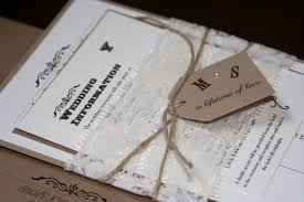wedding invitation bundles 15 beautiful shabby chic wedding invitations the shabby chic guru