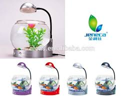 best selling products mini round bowl fish tank for home decor