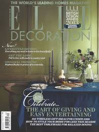 december 2013 issue of elle decoration uk