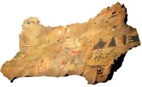 Go To My Maps It U0027s A Living Thing U201d U2013 Analyzing Hawk U0027s Map U2013 25 Years Later