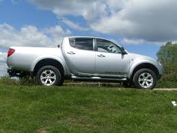mitsubishi l200 2007 used mitsubishi l200 cars for sale motors co uk