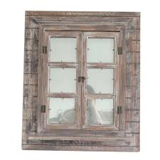 frames wholesale home decor and gifts lg rustic wooden collage mirror