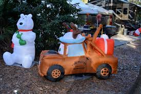 mousesteps fort wilderness christmas decorations golf cart