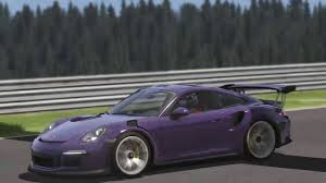 purple porsche 911 assetto corsa porsche 911 gt3 rs king dogo in the purple haze