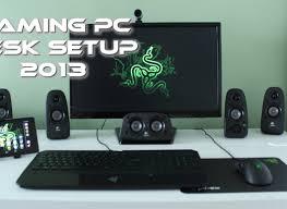 Gaming Desk Accessories by Desk Shocking Best Gaming Computer Desk 2014 Thrilling Best