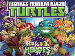 teenage mutant ninja turtles brothers unite android free