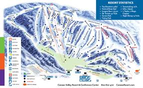 Map Of Mexico Resorts by Canaan Valley Resort Trail Map