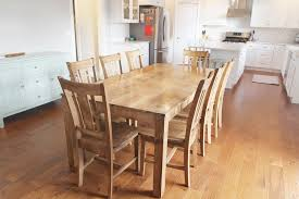 How To Build Kitchen Table by How To Build A Parsons Table U2014 Philip Miller