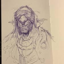 artstation daily sketches week 44 even amundsen art