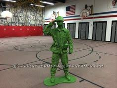Halloween Costumes Soldier Plastic Toy Soldier Costume Plastic Toy Soldiers Halloween