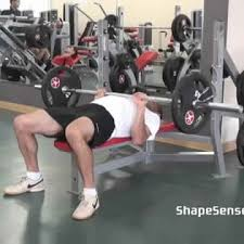 Seated Bench Press Seated French Press Shapesense Com