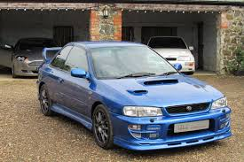 subaru impreza modified blue subaru impreza p1 hollybrook sports cars