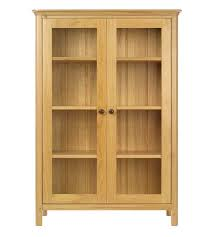 Glass Bookcase With Doors Target Bookcase Medium Size Of Bamboo 5 Shelf Bookcase With