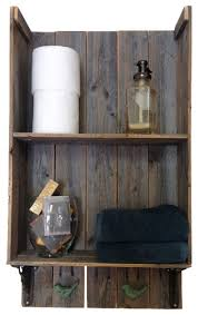 Barnwood Wall Shelves Sweet Southern Charm Shelf Rustic Wall Organizers By Del