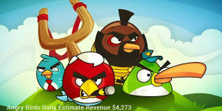 angry birds story company release famous products