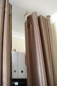 Diy Room Divider Curtain Cheryl S Cozy Room Divider Curtain Room Dividers Diy Curtains