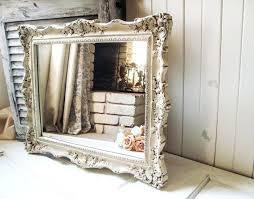 Ornate Bathroom Mirror Cool Ornate Bathroom Mirrors Antique Patina Vintage Ornate